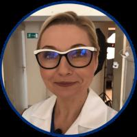 Dr n.med. IRYNA KOZICKA
